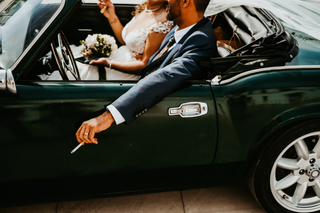 Wedding Dalila // Hugo